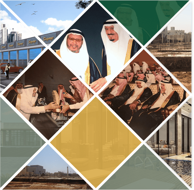 About Hamad Bin Saedan Company and Partner